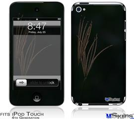 iPod Touch 4G Decal Style Vinyl Skin - Whisps