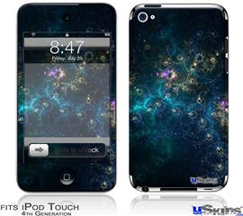 iPod Touch 4G Decal Style Vinyl Skin - Copernicus 07
