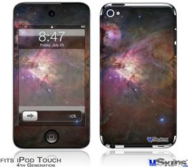 iPod Touch 4G Decal Style Vinyl Skin - Hubble Images - Hubble S Sharpest View Of The Orion Nebula