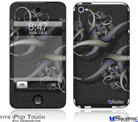 iPod Touch 4G Decal Style Vinyl Skin - Cs4