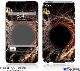 iPod Touch 4G Decal Style Vinyl Skin - Entry
