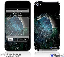 iPod Touch 4G Decal Style Vinyl Skin - Aquatic 2