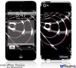 iPod Touch 4G Decal Style Vinyl Skin - From Space