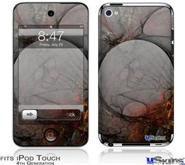 iPod Touch 4G Decal Style Vinyl Skin - Framed