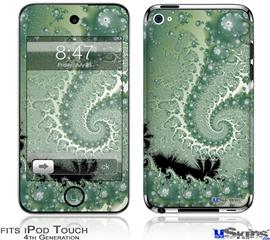iPod Touch 4G Decal Style Vinyl Skin - Foam