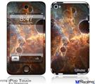 iPod Touch 4G Decal Style Vinyl Skin - Kappa Space