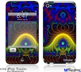 iPod Touch 4G Decal Style Vinyl Skin - Indhra-1