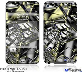 iPod Touch 4G Decal Style Vinyl Skin - Like Clockwork