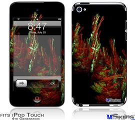iPod Touch 4G Decal Style Vinyl Skin - Mop