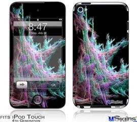iPod Touch 4G Decal Style Vinyl Skin - Pickupsticks