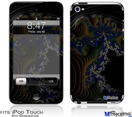 iPod Touch 4G Decal Style Vinyl Skin - Outline