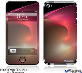 iPod Touch 4G Decal Style Vinyl Skin - Surface Tension