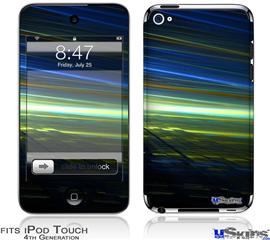 iPod Touch 4G Decal Style Vinyl Skin - Sunrise