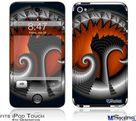 iPod Touch 4G Decal Style Vinyl Skin - Tree