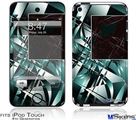 iPod Touch 4G Decal Style Vinyl Skin - Xray