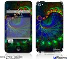 iPod Touch 4G Decal Style Vinyl Skin - Deeper Dive