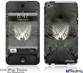 iPod Touch 4G Decal Style Vinyl Skin - Third Eye