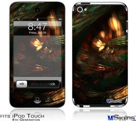 iPod Touch 4G Decal Style Vinyl Skin - Strand