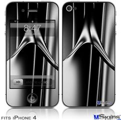 iPhone 4 Decal Style Vinyl Skin - Smooth Moves (DOES NOT fit newer iPhone 4S)