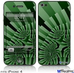 iPhone 4 Decal Style Vinyl Skin - Camo (DOES NOT fit newer iPhone 4S)