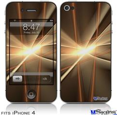 iPhone 4 Decal Style Vinyl Skin - 1973 (DOES NOT fit newer iPhone 4S)