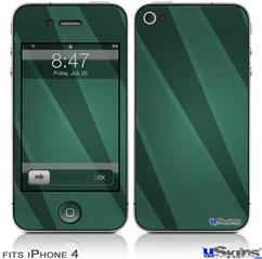 iPhone 4 Decal Style Vinyl Skin - VintageID 25 Seafoam Green (DOES NOT fit newer iPhone 4S)