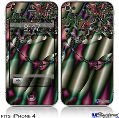 iPhone 4 Decal Style Vinyl Skin - Pipe Organ (DOES NOT fit newer iPhone 4S)