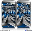 iPhone 4 Decal Style Vinyl Skin - Splat (DOES NOT fit newer iPhone 4S)