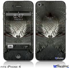 iPhone 4 Decal Style Vinyl Skin - Third Eye (DOES NOT fit newer iPhone 4S)