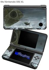 Behold The Machine - Decal Style Skin fits Nintendo DSi XL (DSi SOLD SEPARATELY)