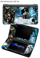 Heptameron - Decal Style Skin fits Nintendo DSi XL (DSi SOLD SEPARATELY)