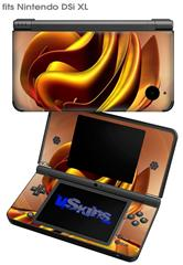 Blossom 01 - Decal Style Skin fits Nintendo DSi XL (DSi SOLD SEPARATELY)