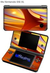 Red Planet - Decal Style Skin fits Nintendo DSi XL (DSi SOLD SEPARATELY)