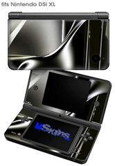Sinuosity 01 - Decal Style Skin fits Nintendo DSi XL (DSi SOLD SEPARATELY)