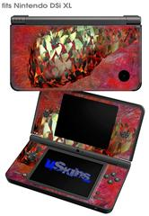 Sirocco - Decal Style Skin fits Nintendo DSi XL (DSi SOLD SEPARATELY)