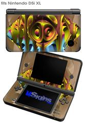 Software Bug - Decal Style Skin fits Nintendo DSi XL (DSi SOLD SEPARATELY)