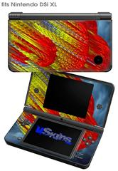Visitor - Decal Style Skin fits Nintendo DSi XL (DSi SOLD SEPARATELY)