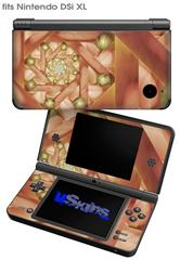 Beams - Decal Style Skin fits Nintendo DSi XL (DSi SOLD SEPARATELY)