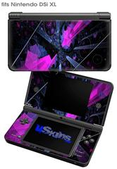 Powergem - Decal Style Skin fits Nintendo DSi XL (DSi SOLD SEPARATELY)