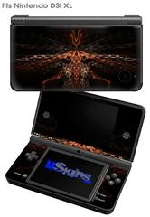 Ramskull - Decal Style Skin fits Nintendo DSi XL (DSi SOLD SEPARATELY)