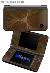Bushy Triangle - Decal Style Skin fits Nintendo DSi XL (DSi SOLD SEPARATELY)
