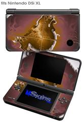 Comet Nucleus - Decal Style Skin fits Nintendo DSi XL (DSi SOLD SEPARATELY)