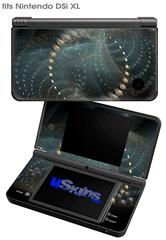 Copernicus 06 - Decal Style Skin fits Nintendo DSi XL (DSi SOLD SEPARATELY)