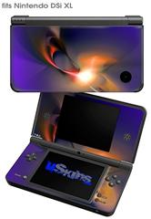 Intersection - Decal Style Skin fits Nintendo DSi XL (DSi SOLD SEPARATELY)