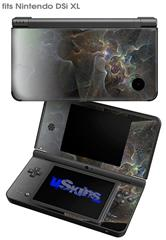 Scaly - Decal Style Skin fits Nintendo DSi XL (DSi SOLD SEPARATELY)
