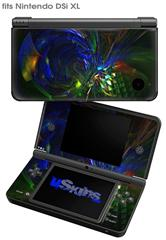 Busy - Decal Style Skin fits Nintendo DSi XL (DSi SOLD SEPARATELY)
