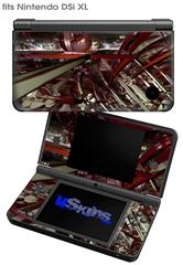 Domain Wall - Decal Style Skin fits Nintendo DSi XL (DSi SOLD SEPARATELY)