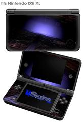 Nocturnal - Decal Style Skin fits Nintendo DSi XL (DSi SOLD SEPARATELY)