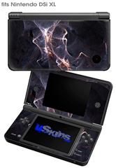 Stormy - Decal Style Skin fits Nintendo DSi XL (DSi SOLD SEPARATELY)