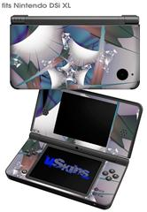 Construction - Decal Style Skin fits Nintendo DSi XL (DSi SOLD SEPARATELY)